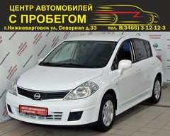 Нижневартовск Tiida 2012