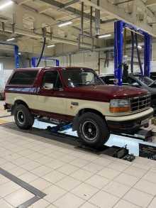Кемерово Bronco 1988