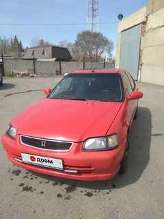 Курган Civic 1996