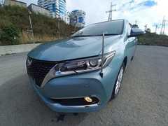 Владивосток Toyota Allion 2016