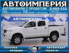 Красноярск Hilux Pick Up 2012