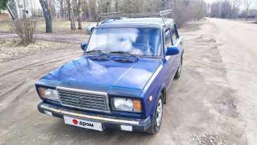 Смоленск Лада 2107 2002