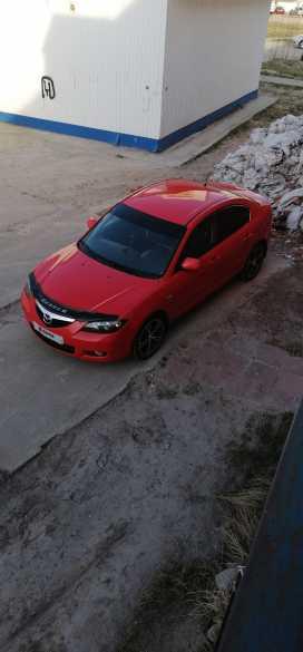 Радужный Mazda3 2007