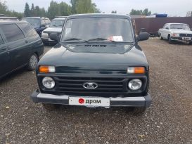 Пермь 4x4 2121 Нива 2012