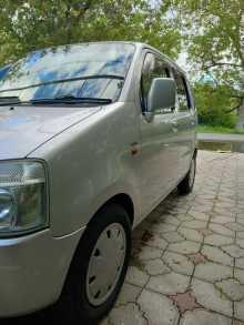 Курганинск Wagon R Solio 2001