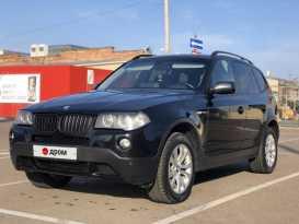 Армавир BMW X3 2007