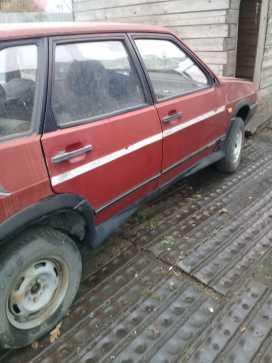 Коченёво 2109 1991