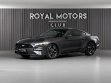 Москва Ford Mustang 2020