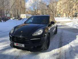 Екатеринбург Cayenne 2014