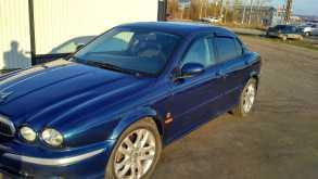 Саранск X-Type 2002