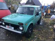 Екатеринбург 4x4 2121 Нива 1987