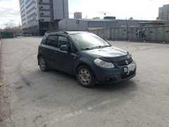 Новосибирск SX4 2009