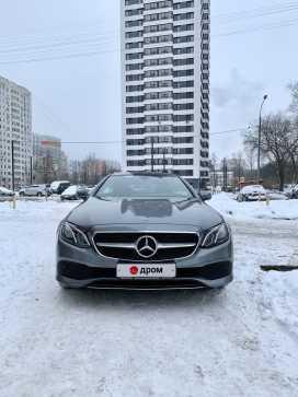 Москва E-Class 2018