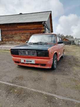 Братск 2105 1982