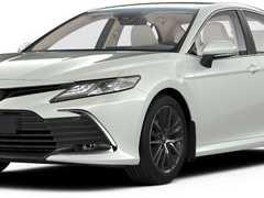 Минеральные Воды Toyota Camry 2021