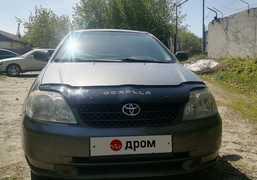 Барнаул Corolla 2004