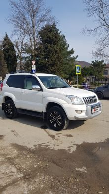 Джубга Land Cruiser Prado