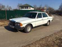Москва W123 1983