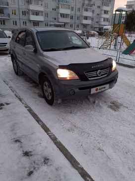 Белово Kia Sorento 2002
