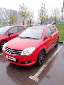 Москва MK Cross 2012