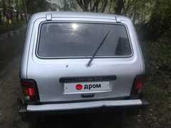Владимир 4x4 2131 Нива 2010