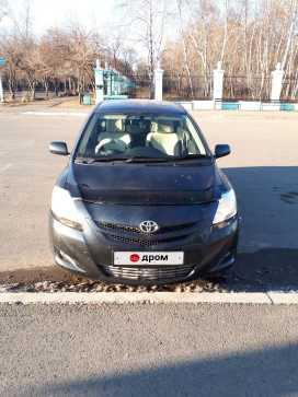 Комсомольск-на-Амуре Toyota Belta 2008