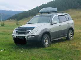 Иркутск Rexton 2002