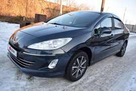 Пенза Peugeot 408 2013