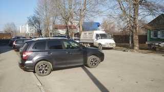 Екатеринбург Forester 2014