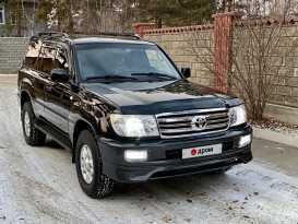 Иркутск Land Cruiser 2007