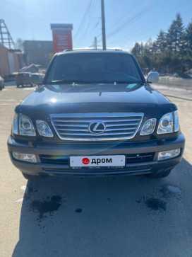 Томск Lexus LX470 2004