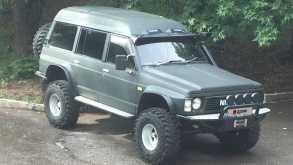 Уфа Patrol 1992