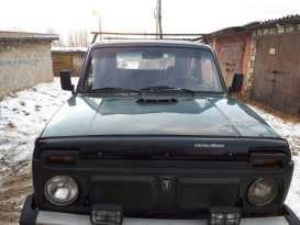 Иркутск 4x4 2121 Нива 1987