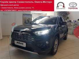 Севастополь RAV4 2020
