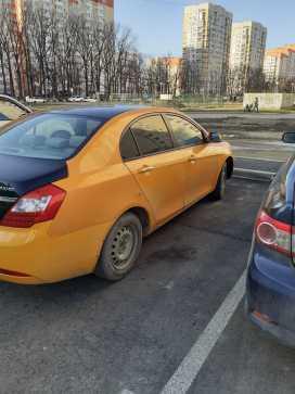 Краснодар Emgrand EC7 2012