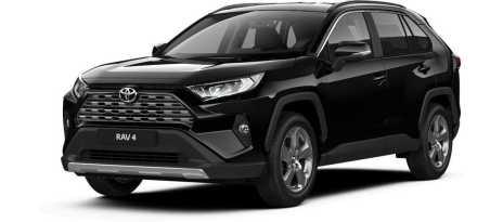 Ульяновск Toyota RAV4 2021