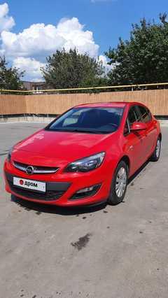 Краснодар Opel Astra 2014
