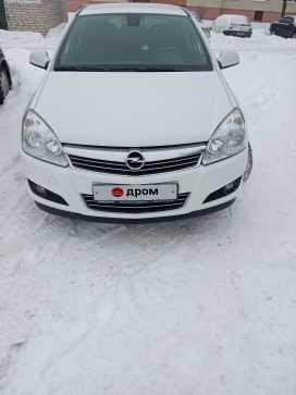 Смоленск Opel Astra 2012