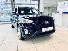 Воронеж Hyundai Creta 2021