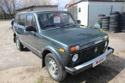 Воронеж 4x4 2131 Нива 2012