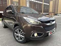 Абакан Hyundai ix35 2014