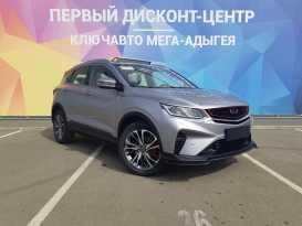 Тахтамукай Coolray SX11 2020