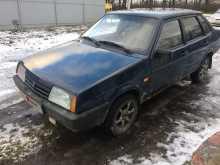 Белгород 21099 1997