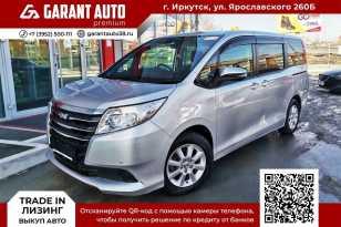 Иркутск Toyota Noah 2016
