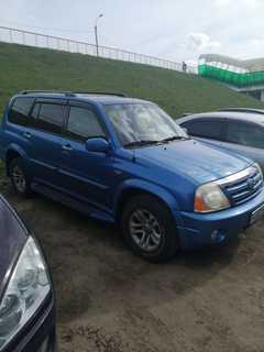 Сибирский Grand Vitara XL-7