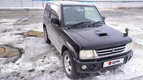 Курган Pajero Mini 2002