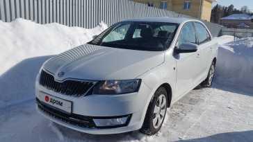 Екатеринбург Skoda Rapid 2015