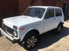 Новосибирск 4x4 2121 Нива 1997