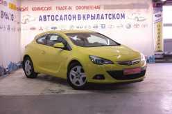 Москва Astra GTC 2013