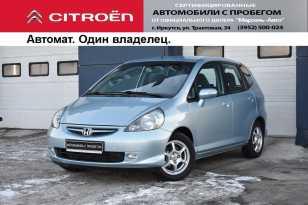 Иркутск Honda Jazz 2007